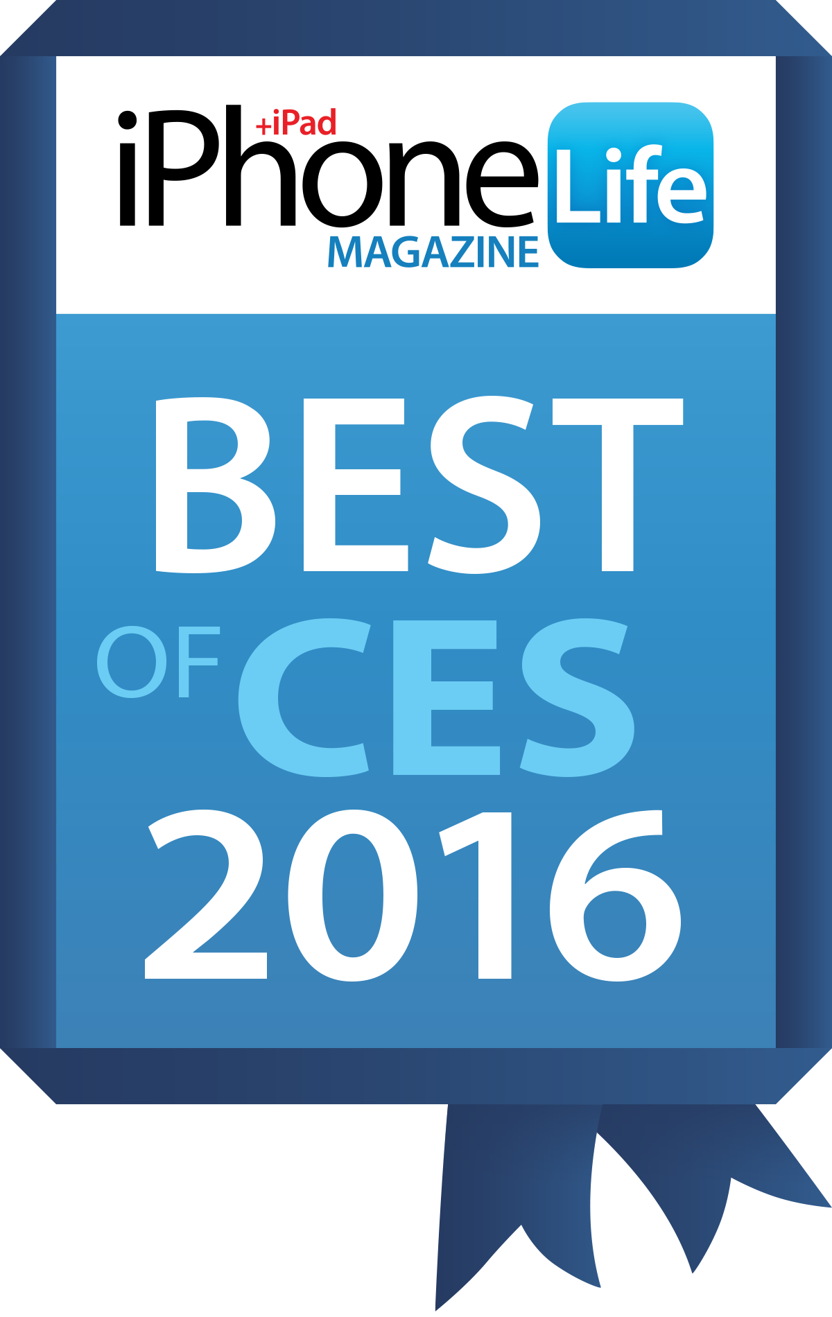 iPhone Life magazine Best of CES Award