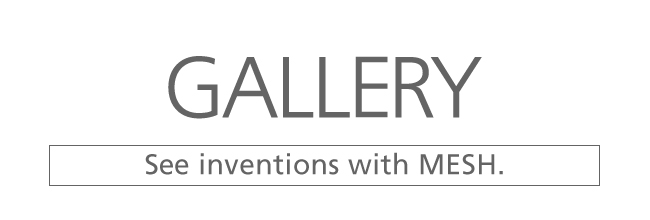 GALLERY See inventions with MESH.