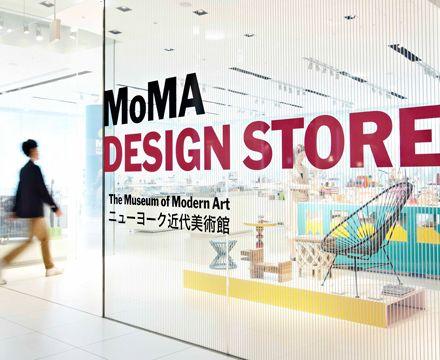 MoMA 店舗