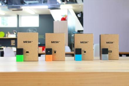 MESH Tags shipment